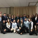 IDC student delegation visits The Hague