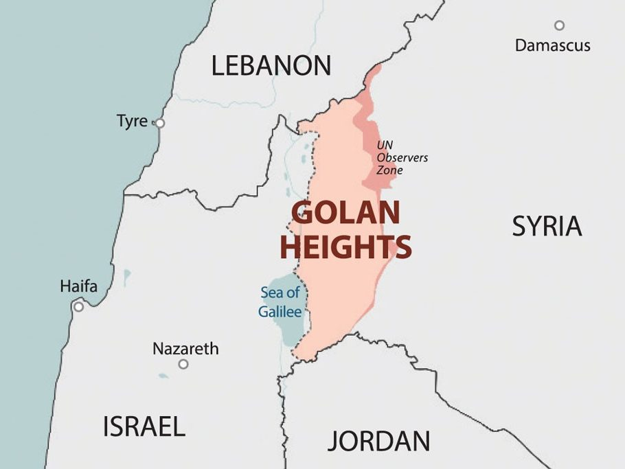 Lord Denning, Donald Trump and the Golan Heights – thinc