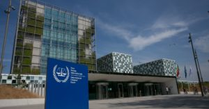 The International Criminal Court, The Hague, The Netherlands