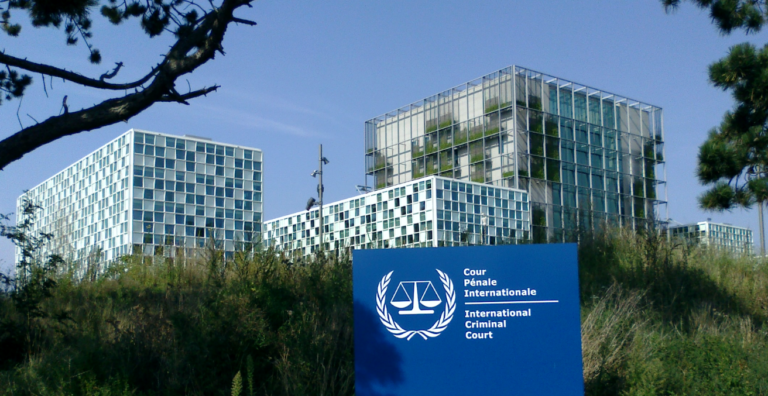 The International Criminal Court, The Hague, The Netherlands (source: Oseveno)