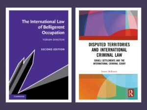 International Law for Just One Nation