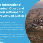 The ICC and Israeli settlements: a travesty of justice?