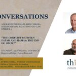 Conversations - Episode 3: The conflict between Fatah and Hamas: the end of Oslo?